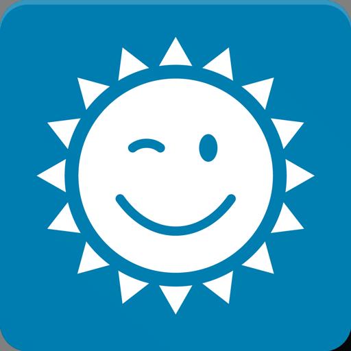 Логотип компании «Погода YoWindow»