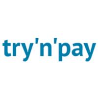 Логотип компании «try'n'pay»