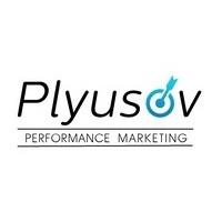 Логотип компании «агентство маркетинга Plyusov»