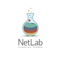 Логотип компании «NetLab CS»