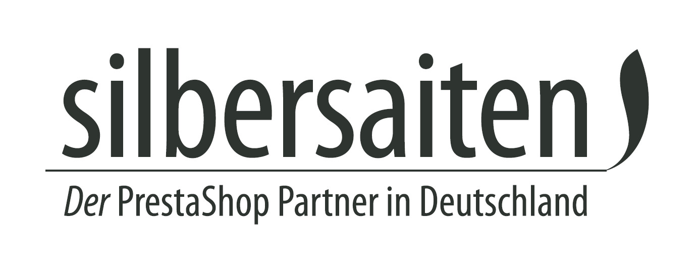 Логотип компании «silbersaiten eCommerce Agentur»