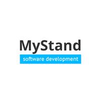 Логотип компании «Mystand»