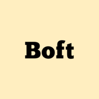 Логотип компании «Boft»