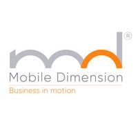 Логотип компании «Mobile Dimension»
