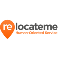 Логотип компании «Relocateme.eu»