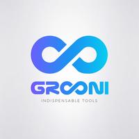Логотип компании «Grooni»