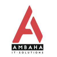 Логотип компании «Ambaha IT Solutions»