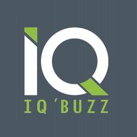 Логотип компании «IQBuzz»