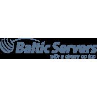 Логотип компании «BalticServers.com»