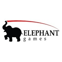 "Логотип компании «ООО ""Э-Студио"" (Elephant Games)»"