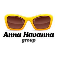 Логотип компании «Anna Havanna group»