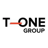 Логотип компании «T—One Group»