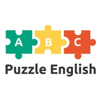 Логотип компании «Puzzle English»