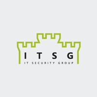 Логотип компании «IT Security Group»