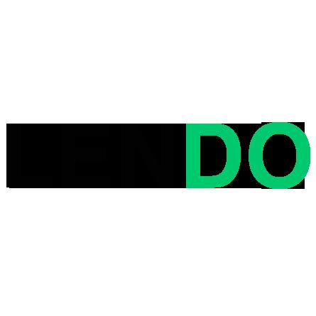Логотип компании «LENDO»