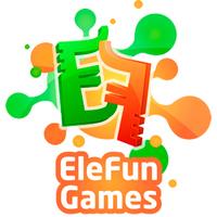 Логотип компании «EleFun Games»