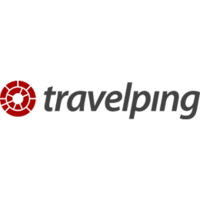Логотип компании «Travelping»