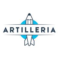 Логотип компании «Artilleria»