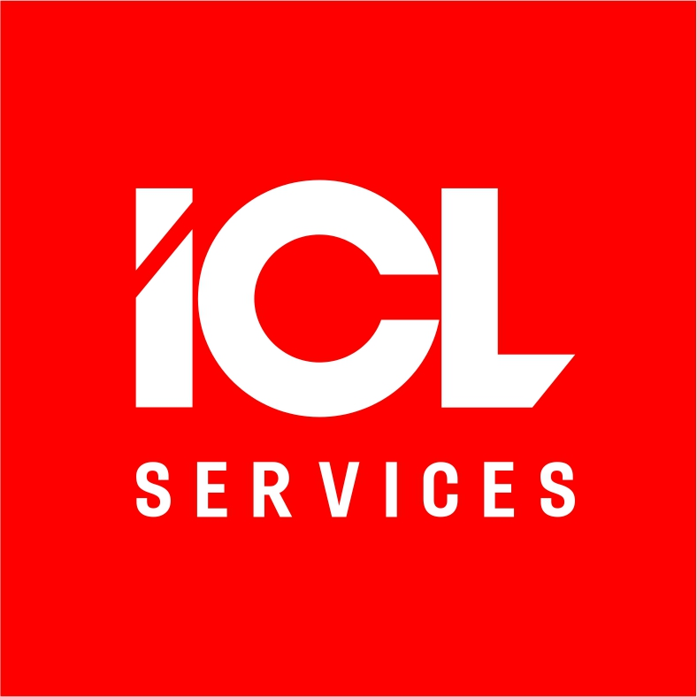 Логотип компании «ICL Services»