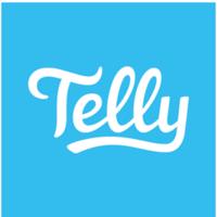 Логотип компании «Telly, Inc.»