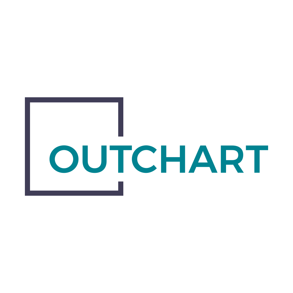 Логотип компании «Outchart»