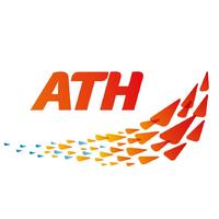 Логотип компании «ATH American Express»
