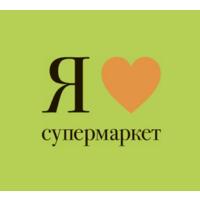 Логотип компании «Я Любимый супермаркет»