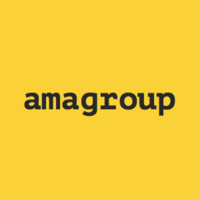 Логотип компании «amagroup»