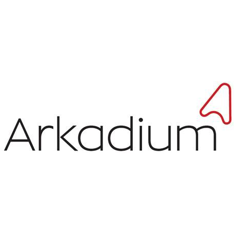Логотип компании «Arkadium»