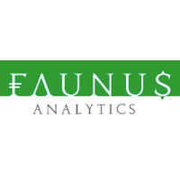 Логотип компании «Faunus Analytics»