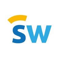 Логотип компании «ServiceWhale»