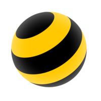 Логотип компании «Билайн»