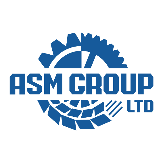 Логотип компании «АлтайСтройМаш»