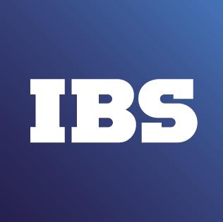 Логотип компании «IBS»