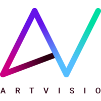 Логотип компании «АртВизио»