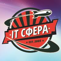Логотип компании «IT Сфера»