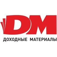 Логотип компании «Доходные Материалы»