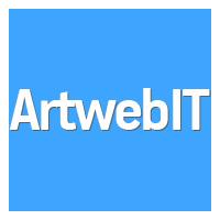 Логотип компании «ArtwebIT»
