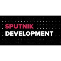 Логотип компании «Sputnik Development»
