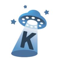 Логотип компании «Kosmos»
