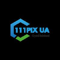 Логотип компании «111PIX UA»