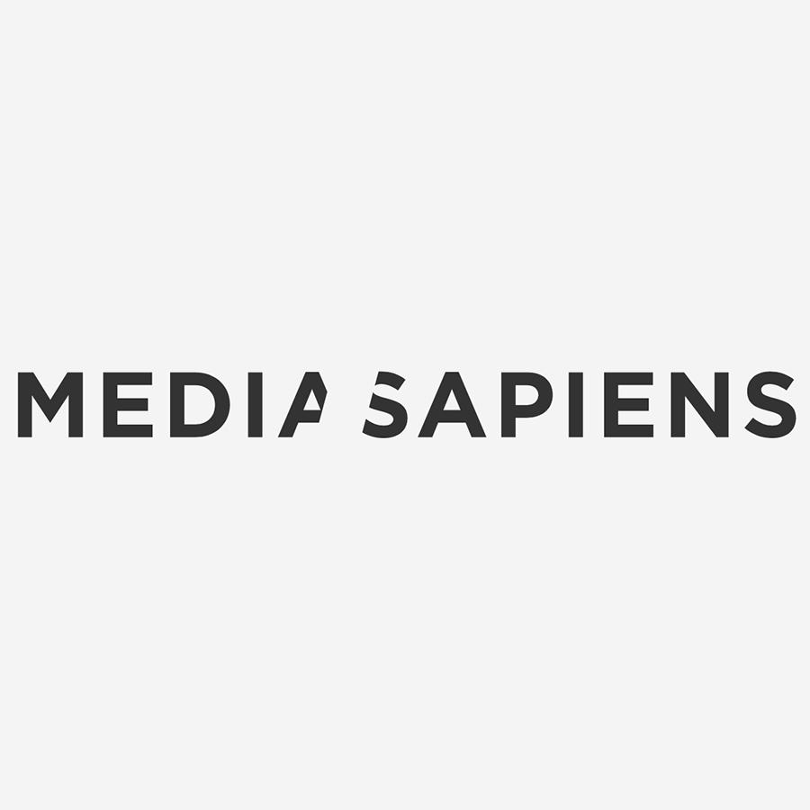 Логотип компании «MEDIASAPIENS»