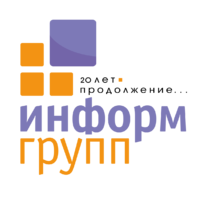 Логотип компании «Информ-Групп»
