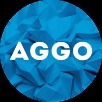 Логотип компании «AGGO»