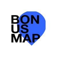 Логотип компании «BonusMap»