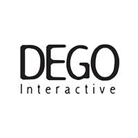 Логотип компании «DEGO Interactive»