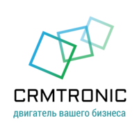 Логотип компании «crmtronic.com»