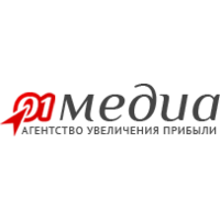 Логотип компании «01media»