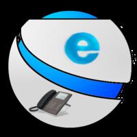 Логотип компании «Ладога - Телеком»