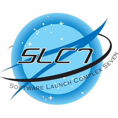 Логотип компании «SLC7»